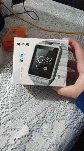 vendo reloj inteligente nuevo