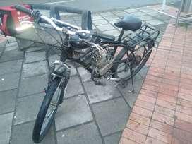 Ciclomotor 80Cc cero detalles