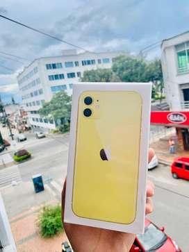 Iphone 11 de 128Gb nuevo. Recibimos tu telefono en parte de pago