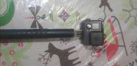 Cámara Hero+, de la marca GoPro, en color gris (USADA NEGOCIABLE)