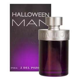 Halloween Man Jesus Del Pozo 4.2oz 125.ml Sellada Original