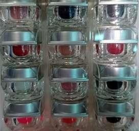 Glitter uv para uñas