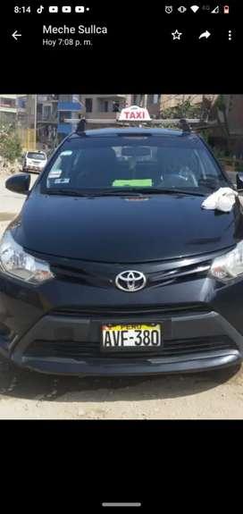 Vendo Toyota Yaris  buen Estados