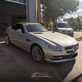 Mercedes Benz SLK 250 2016