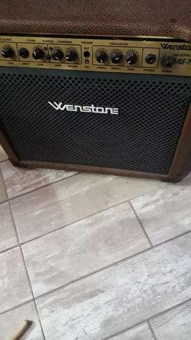 Amplificador westone a/ge 25