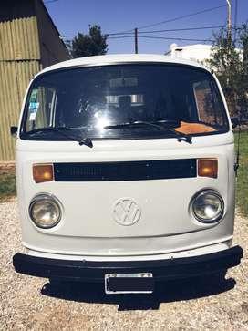 VW Kombi 87