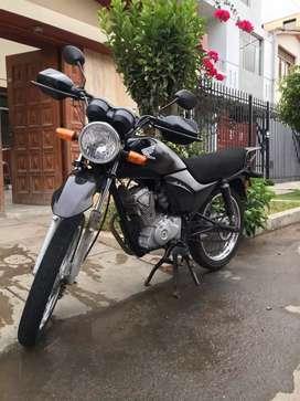Moto honda gl125