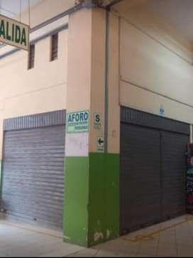 Vende puesto comercial mercado Micaela bastidas villa maria
