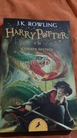 HARRY POTTER 2 Y LA CAMARA SECRETA ( nuevo)