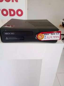 XBOX 360 slim en buen Estado