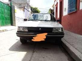 Renault 9 año 84