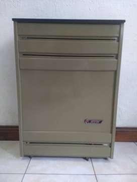 Calefactor CTZ 400 cal LINEA PESADA Tiro Natural -usado-