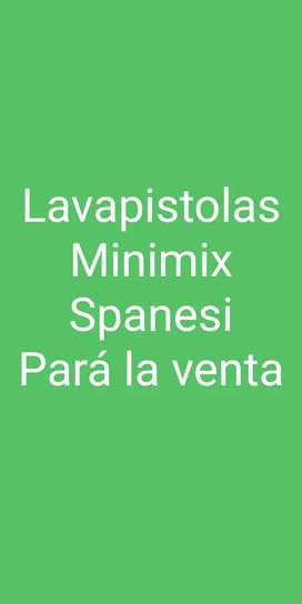 Lavapistolas Minimix Spanesi