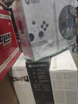 PROMOCION Xbox one s / Xbox one / Xbox one X / series s