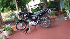 Vendo Yamaha YBR impecable