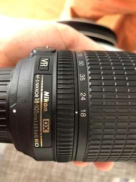 Vendo camara digital Nikon D7100