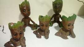matera groot,impresion3d,cualquier color,biodegradable,PLA.