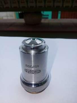 Objetivo para microscopio 45X