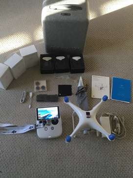 DRONE 4K DJI PHANTOM 4 PRO+ PLUS COMBO