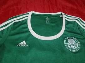 Camiseta Adidas original Palmeiras de Brasil