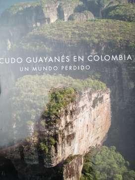 El libro del  escudo guayanes en Colombia