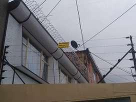 CCTV,cercas electricas y concertinas.
