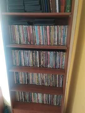 Exclusiva Colección de Videos Músicales en Dvd.