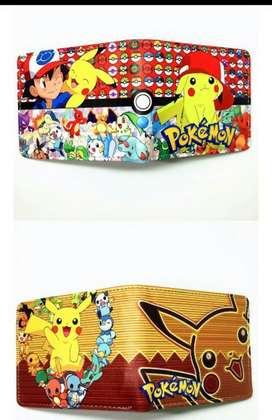 Billetera Pokémon Nueva