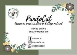 PandoCat - Venta de accesorios