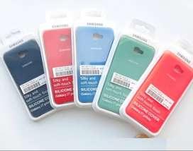 Funda Silicona Silky Case Soft Samsung Galaxy J7 Prime Original