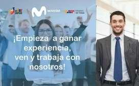 Asesor-a Comercial - MOVISTAR// EL ORO