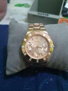 Reloj guess de dama original negociable de cegunda