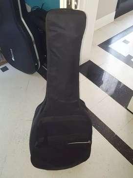 Funda para guitarra con correa tipo mochila