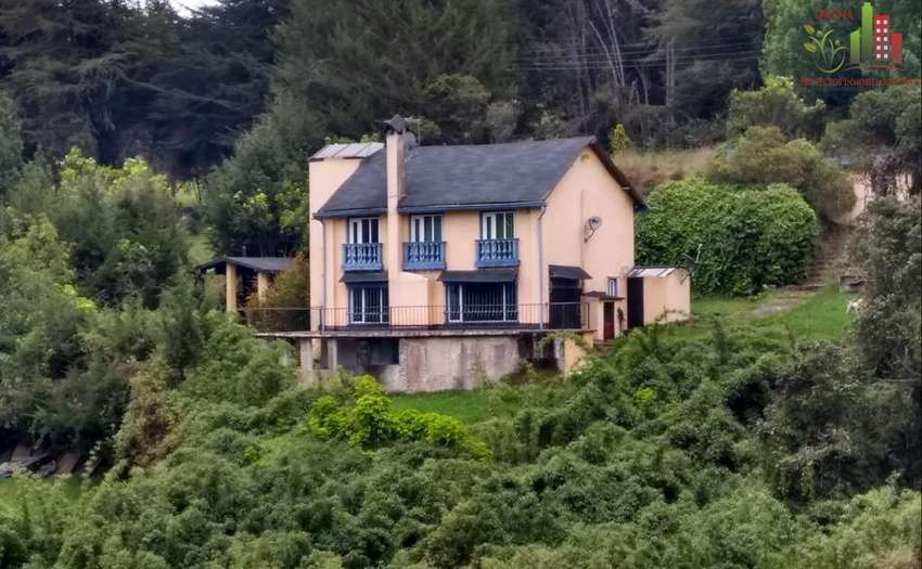 Amplia Y Cómoda Casa Campestre En Arriendo La Calera Cerca Del Colegio Los Alcaparros Con Vista Panorámica 0