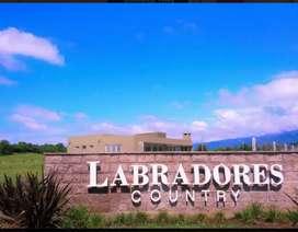 Venta terreno country labradores