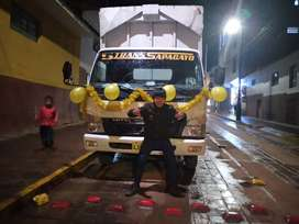 Vendo camion mitsubishi fuso por renovacion