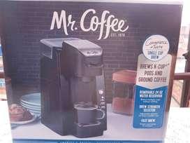 ¡Cafetera eléctrica Mr Coffee modelo BVMC-SC500 año 2018 nueva!
