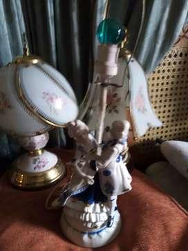 Vendo lámparas antiguas