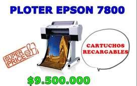 PLOTER EPSON 7800/80