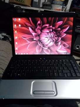 Notebook HP cq40 leer