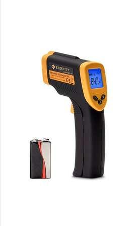"""Medidor de temperatura con infrarrojo """"industrial"""""""