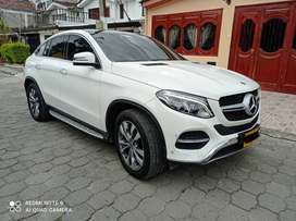 MERCEDES BENZ GLEd Coupe