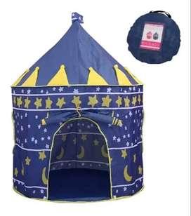 Carpa Camping Castillo Príncipes Para Niños