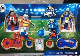 Vendo robots