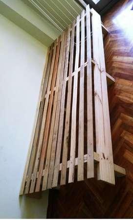 Vendo camas de madera
