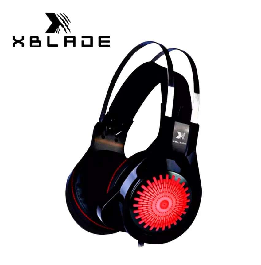 Audífono gamer xblade Slayer con micrófono
