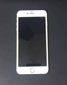 SOLO VENTA iphone en buen estado, vidrio 5D, 100% garantizado libre, sin caja