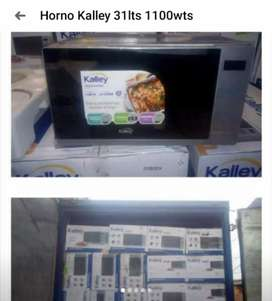 Horno Kalley 31lts 1100wts