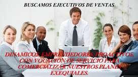 EJECUTVOS(AS) DE VENTAS