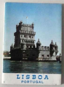Block de Tarjetas Postales de Portugal